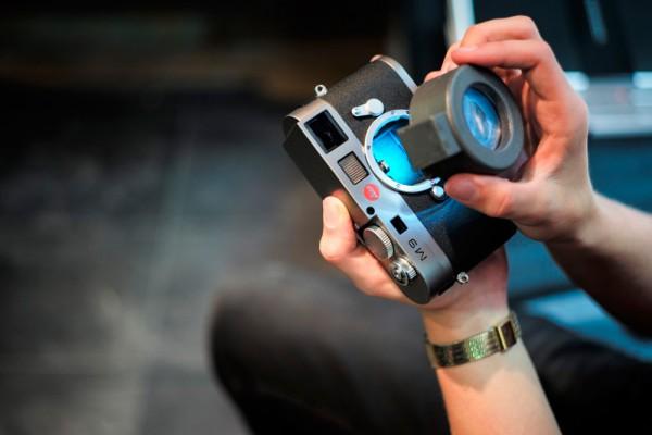 sensor clean manchester, sensor inspection - leica m9, image sensor, cos, ccd, loupe,